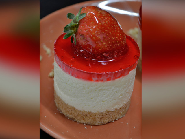 Strawberry Cheesecake Marrickville