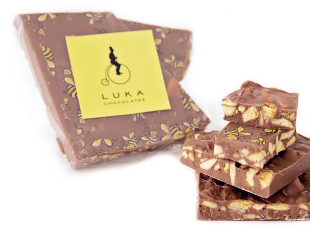 Honeycomb Slab (MILK CHOCOLATE) Wyong