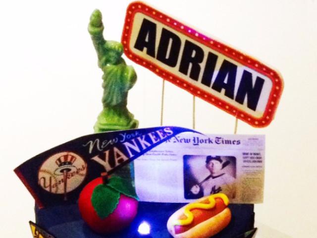All New York 3D Cake Marrickville