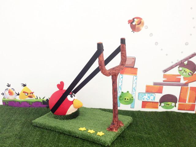 Angry Birds 3D Cake Marrickville