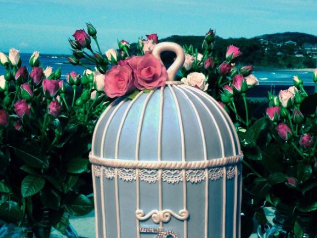 Bird Cage 3D Cake Marrickville