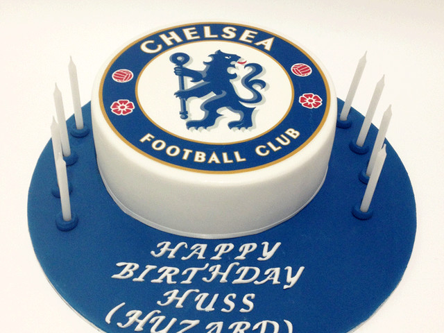 Chelsea FC 3D Birthday Cake Marrickville