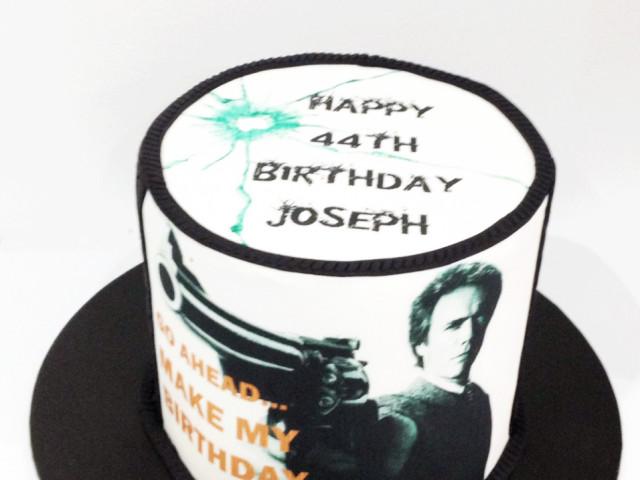 Clint Eastwood Birthday Cake Marrickville