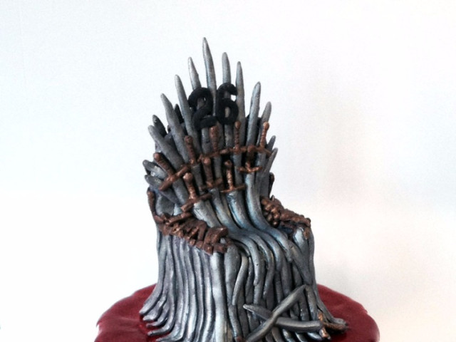 Game of Thrones 3D Cake Marrickville