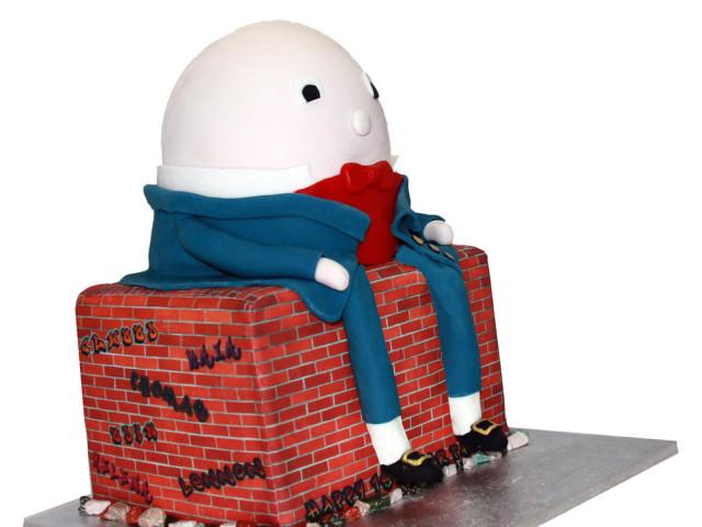 Humpy Dumpy 3D Cake Marrickville