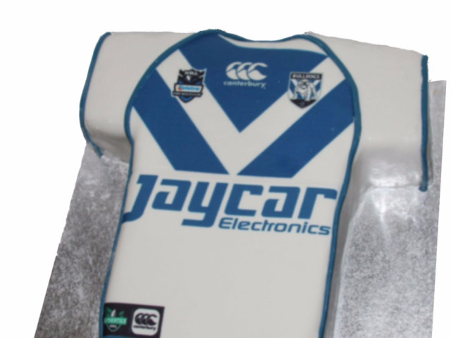 Jaycar Corporate Jersey Cake Marrickville