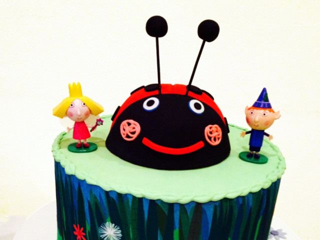 Little Kingdom 3D Birthday Cake Marrickville
