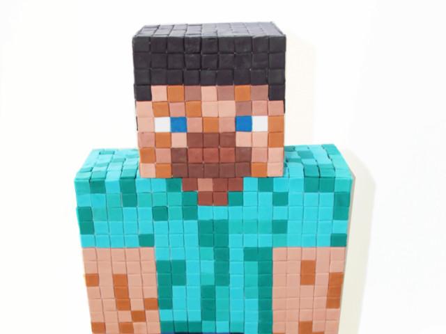 Minecraft Super 3D Cake Marrickville