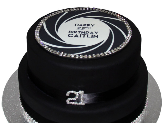 Vector 3D Birthday Cake Marrickville