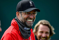 Klopp, who won the Barca one day...