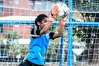 AFF U15 Girl: Cambodia touches...