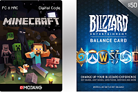 Daily Deals: $50 of Blizzard Credit...