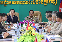 Phnom Penh Police Commissioner...
