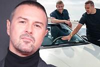 Paddy McGuinness: Top Gear boss...