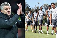 Man Utd boss Solskjaer explains Spain...