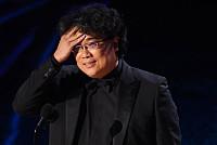 'Parasite' helmer Bong Joon Ho wins...