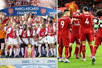 Arsenal Invincibles vs Liverpool...