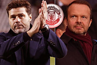 Mauricio Pochettino puts Man Utd...