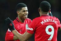Man Utd settle on new Marcus Rashford...