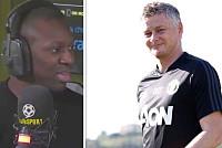 Man Utd boss Solskjaer receives...