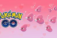 Pokemon Go Valentine's Day Event Now...