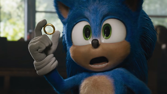 Sonic Movie Expected To Have Strong B...