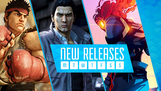 Top New Video Games Out On Switch, PS...