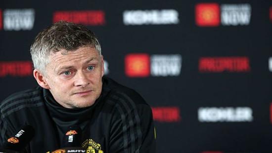 Man Utd boss Solskjaer responds to Fr...