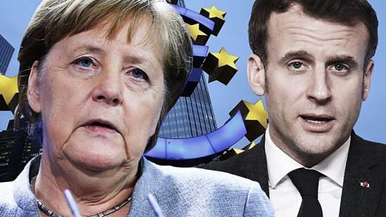 EU market crisis: Merkel on alert as ...