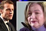 EU CIVIL WAR: France and Germany row...