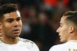 Liverpool fans taunt Sergio Ramos...