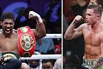 Boxing news: Anthony Joshua...