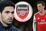 Arsenal boss Mikel Arteta delivered...