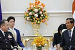 Cambodia asks Japan to boost military...
