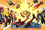 Fortnite's Deadpool Skin Challenges...