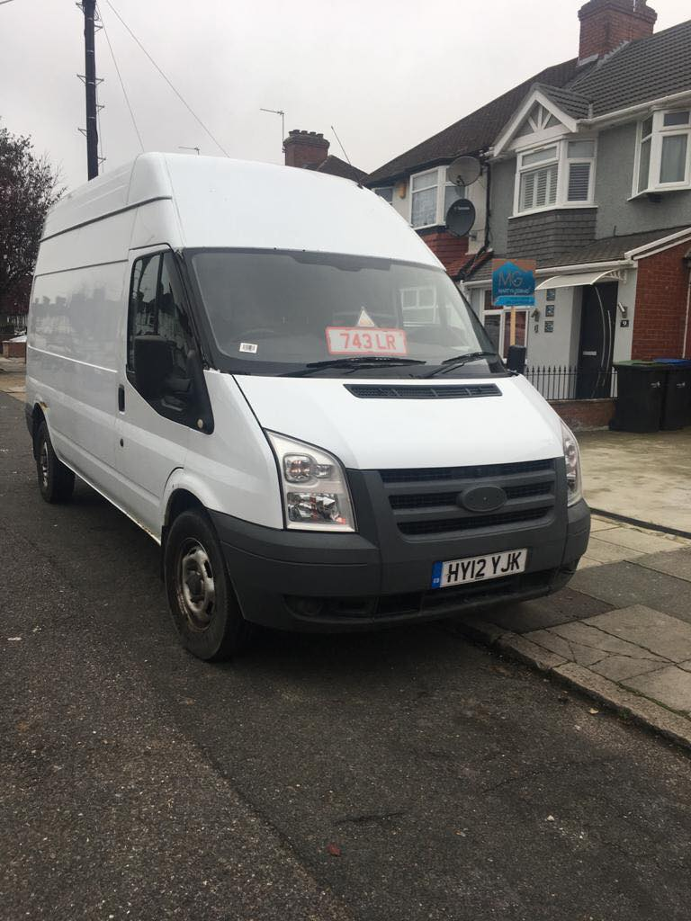 SOLD - ford transit 115 t350