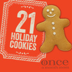 21 Holiday Cookies to Make Ahead or Freeze