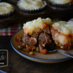 Freezer Gluten Free Dairy Free Mini Shepherd's Pie - Better Than The Freezer Aisle