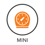 Mini Menu Badge with Icon