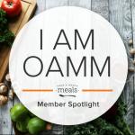 I am OAMM - Once a Month Meals Member Spotlight