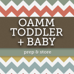 How to prep and store freezer toddler and baby food