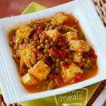 Freezer Veg Mattar Paneer - Better Than The Freezer Aisle