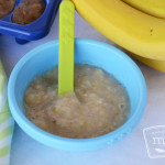 banana puree baby food