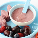 Cherry Berry Puree Baby Food