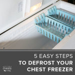 5 Easy Steps to Defrost a Chest Freezer