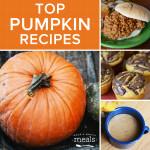 top pumpkin recipes