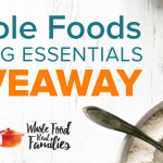 Whole Foods Baking Essentials GIveaway