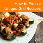 How to Freeze Unique Grill Recipes