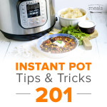 Instant Pot Tips & Tricks 201 - FB