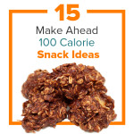 Make Ahead 100 Calorie Snacks